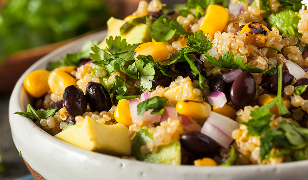 food-friday-easy-mexcian quinoa